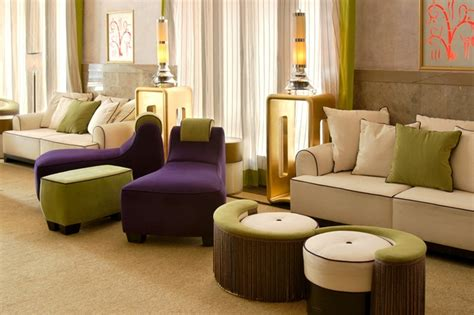 Lounge Ideas Cool Ottomans Perhaps Something Like This For Hotel