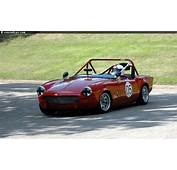 1964 Triumph Spitfire MK1 At The Pittsburgh Vintage Grand Prix