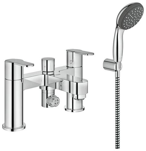 grohe bath shower mixer grohe grohtherm 1000 thermostatic bath shower mixer