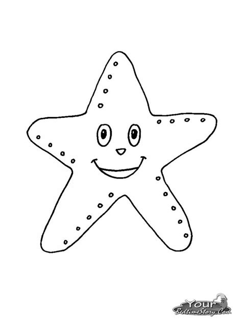 starfish coloring pages preschool starfish for coloring kids coloring europe travel