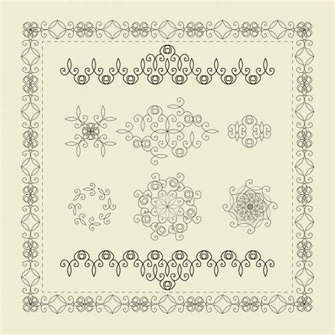 Cadre Decoratif 1823 by Collection Des Ornements D 233 Coratifs T 233 L 233 Charger Des