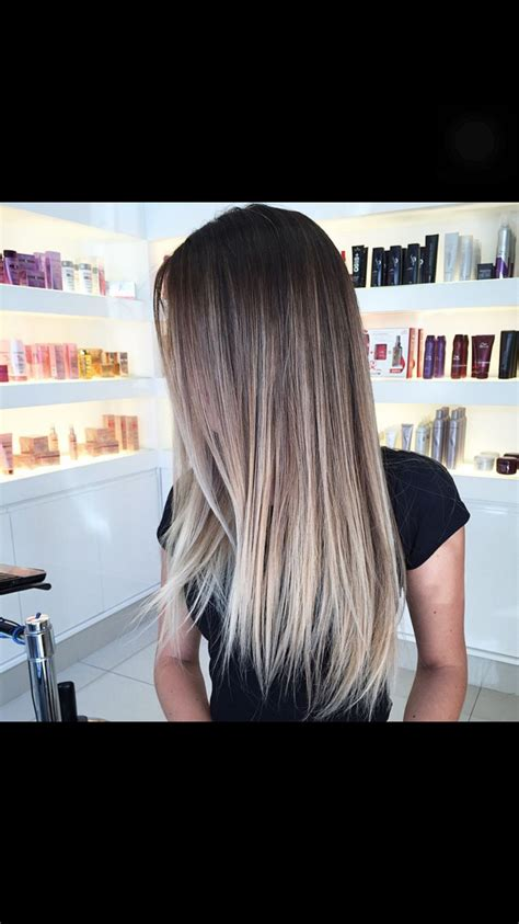 ideas for grey roots as a brunette beautiful balayage highlights hair beauty pinterest
