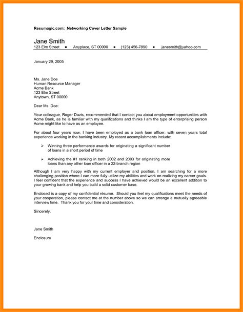 Loan Coordinator Cover Letter by Sle Cover Letter To Bank For Business Loan Cover Letter