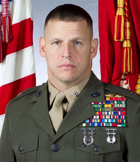 Marines Officer by Ltcol David J Hart Gt 1st Marine Division Gt Leaders