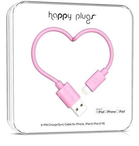 Kabel Data Usb Premium Iphone 5s 3m happy plugs lightning pink 2m k 225 bel alza sk