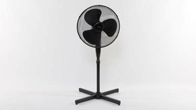 big fan reviews sunbeam super slim oscillating fan with night mode fa7550