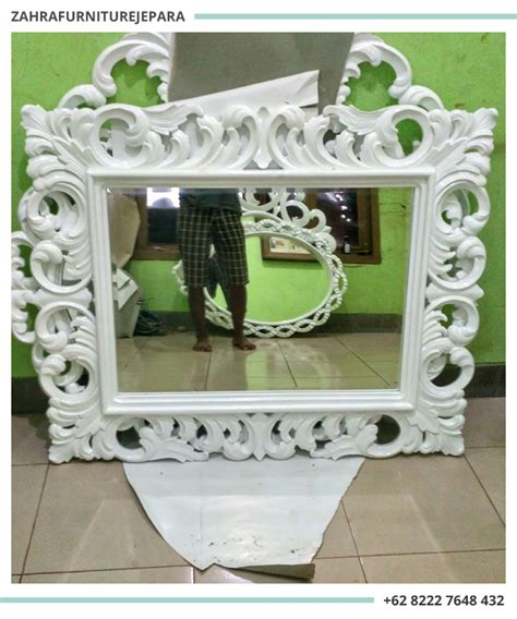 Jual Cermin Hias Surabaya bingkai cermin hias dinding ruang tamu jual furniture murah