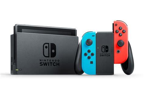 console switch nintendo switch les chiffres de la console en