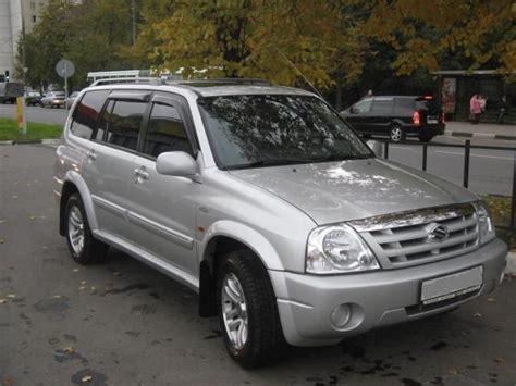 2004 Suzuki Grand Vitara Review 2004 Suzuki Grand Vitara Xl 7 Photos