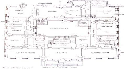 Mega House Plans by Mega Mansion Floor Plans Historic Mansion Floor Plans