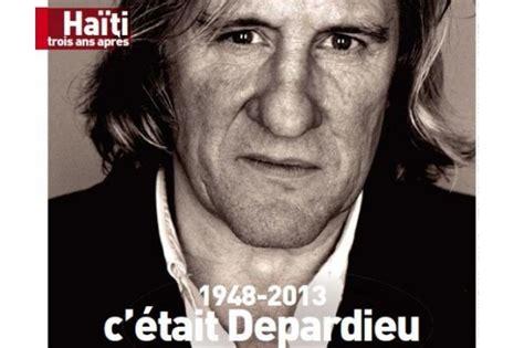 gerard depardieu xavier dolan e morto gerard depardieu