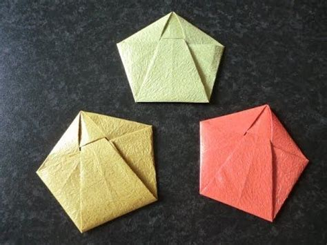 origami letter fold 折り紙 おりがみレターの折り方 how to origami quot letter quot 折り紙
