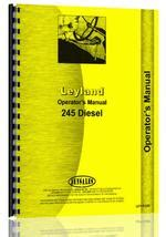 Leyland 245 Tractor Manuals Service Repair Owners