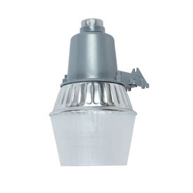 Hps Light Fixtures Lowes Shop Utilitech 70 Watt Silver High Pressure Sodium Dusk To Security Light At Lowes
