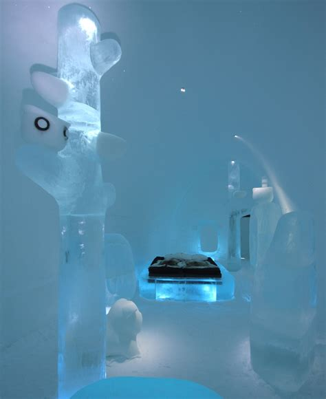 designboom icehotel mini icehotel entry if world design guide