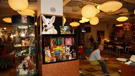 Pixar Offices inside walt disney animation studios a photo tour
