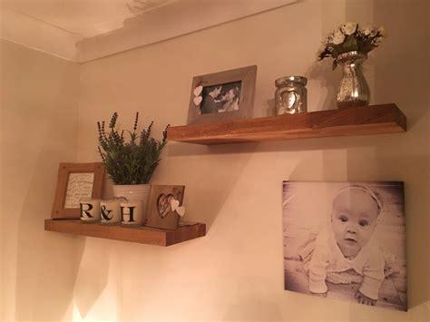 Wooden Kitchen Shelves Gallery Worktop Express Sturdy Floating Shelves