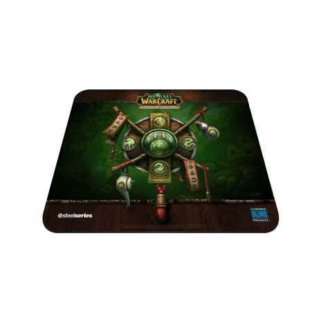 Tapis De Souris Wow by Steelseries Qck Edition Limit 233 E World Of Warcraft Mists