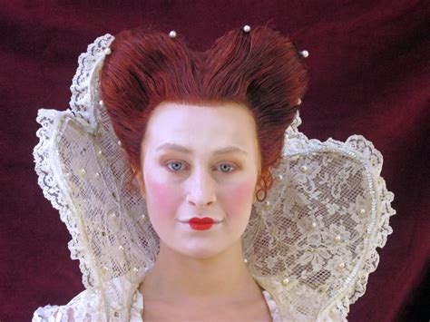 Elizabethan Hairstyles image gallery elizabethan era hairstyles