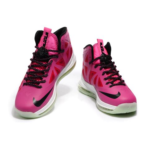 cheap sneakers 10 fluorescent mid pink black white cheap womens