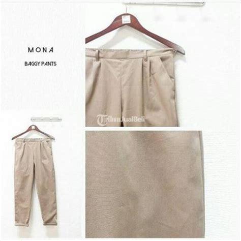 Cln13 Celana Panjang Bayi Polos Arimbi Size L celana kain bahan katun panjang polos wanita bandung