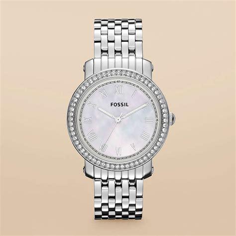 Jam Tangan Wanita Merk Fossil Giorgia Type Es 3370 Baterai 2 jam tangan wanita fossil type es3112