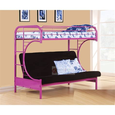 Bunk Bed Daybed Daybed Bunk Bed Bunk Bed Quot C Quot Style Futon Bunk Bed In Black Bunk Beds Black Futon Bunk
