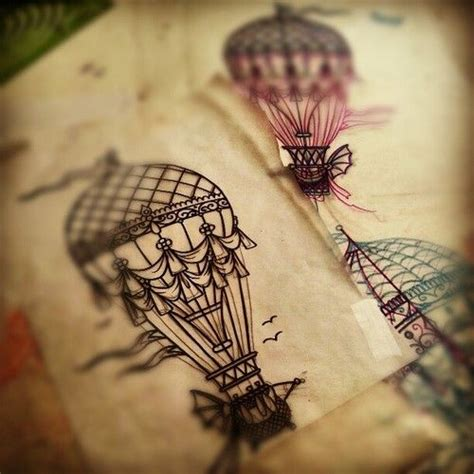 healing tattoo feels hot 80 best hot air balloon tattoos images on pinterest hot