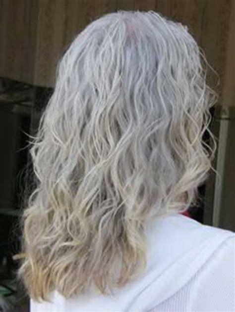 Soft Perm Grey Hair | hairstyles for growing out perms hairstylegalleries com