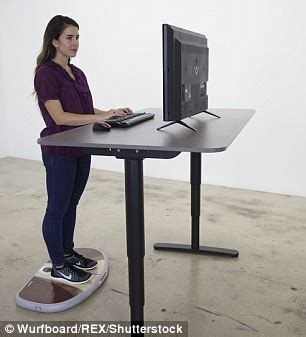 Working Upright Burns Just 72 Calories Over An Entire Standing Desk Research