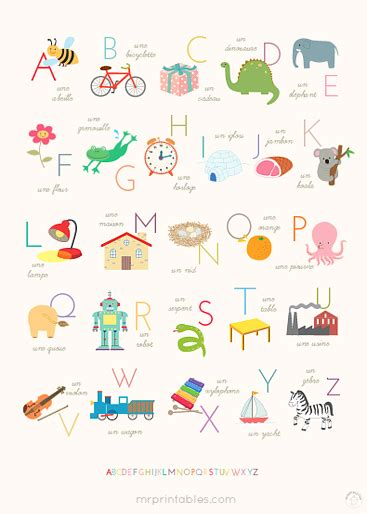printable alphabet poster printable alphabet posters mr printables