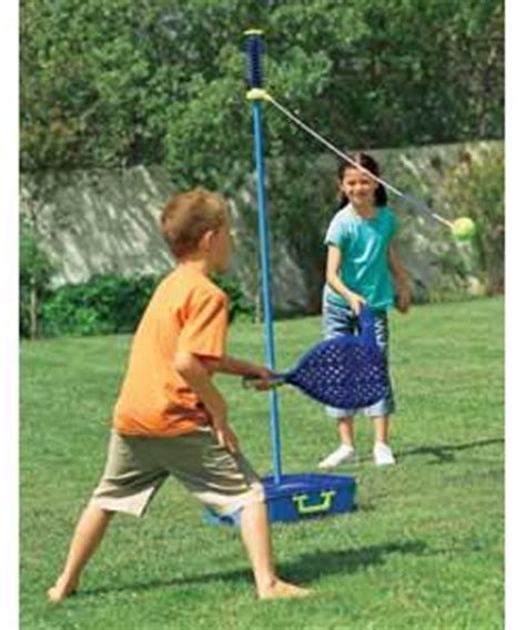 swing a ball all surface swingball with windicator activity toy