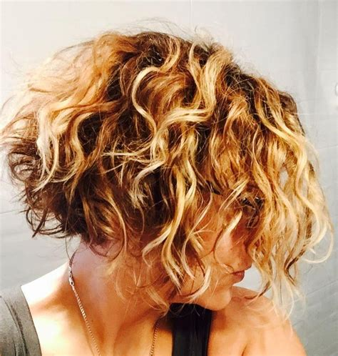 Wedding Hairstyles For Inverted Bob by 15 Inspirations Of Inverted Bob Hairstyles For Curly Hair