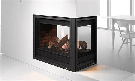 heat glo pier 36tr see through gas fireplace portland