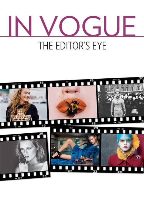 in vogue the editor s eye 2012 the movie database tmdb