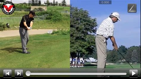 v1 golf swing analysis global tv tech buzz the best golf apps and gadgets