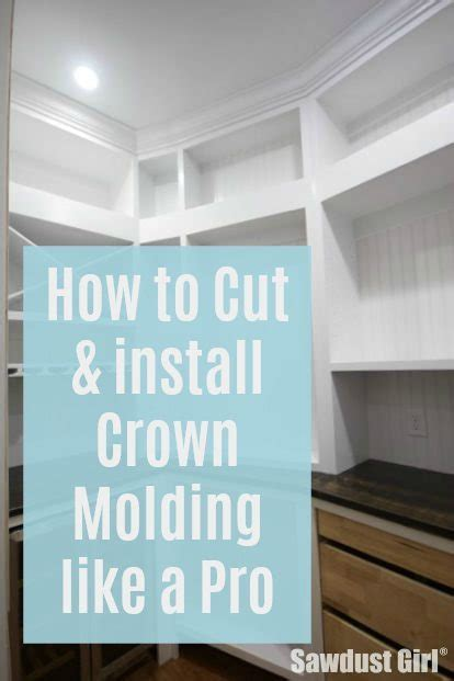 how to put up crown molding like a novice moldings cut crown molding and install like a pro tips and tricks