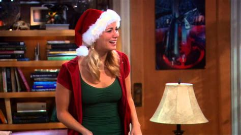 the big bang theory christmas official trailer youtube