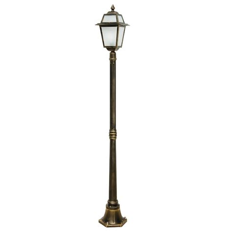illuminazione classica artemide lada lanterna palo lione quadrata classica
