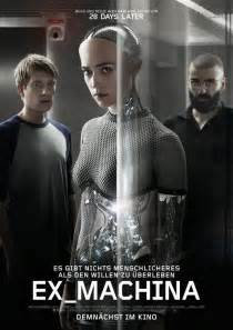 Ex Machina 2015 by Ex Machina When Turing Meets Bechdel Test Robohub