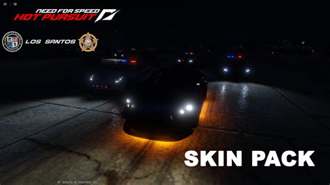 Vinyl 5 5 Pelindung Skun Pack 1 lspd skin pack nfs pursuit design vanilla edition gta5 mods