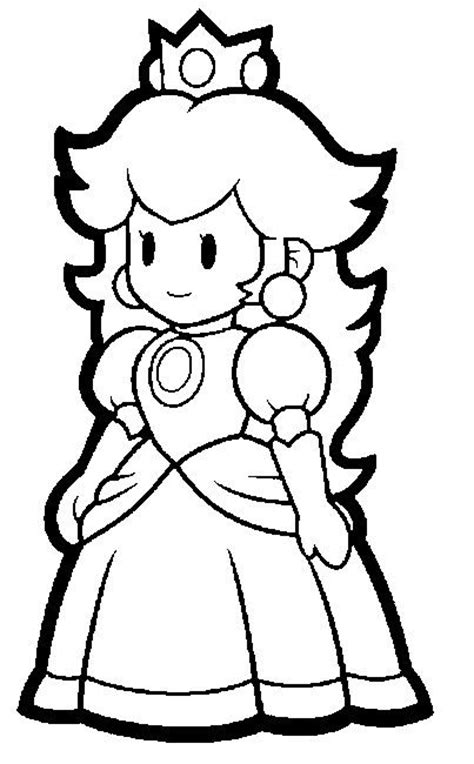 super mario coloring pages this site has cute mario party