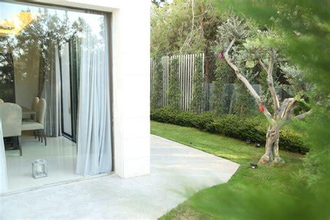 designer furnishings present day backyard flat in lebanon showcases designer