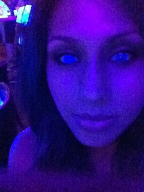 Black Light Contacts by Never Understood Why Would Freak Out Anytime I Was