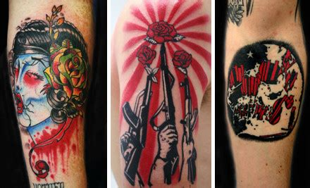 tattoo cost by hour 50 off 1 hour tattoo voucher at southern ink tattoo grabone