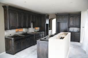 Staining Kitchen Cabinets With Gel Stain » Ideas Home Design
