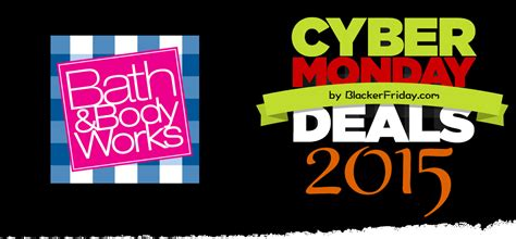 cyber monday bed bath and beyond bath body works cyber monday 2015 deals sale black