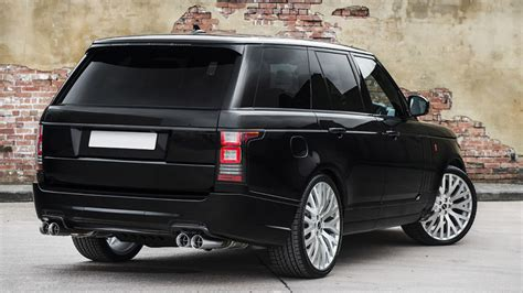 kahn range rover kahn design showcases an unique range rover