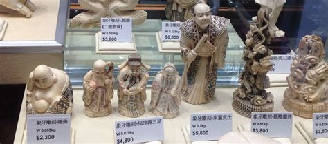 ivory value sharp fall in the prices of elephant ivory in china