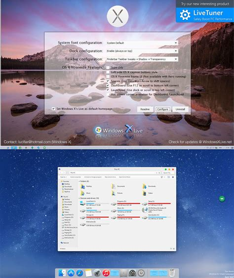 ux themes for windows 8 1 yosemite ux pack 4 0 by windowsx on deviantart